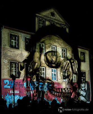 Genius Loci Weimar 2015 | Make Walls Talk!