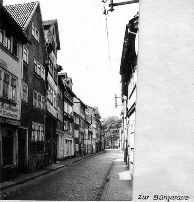 Gotha - Salzengasse - 1978