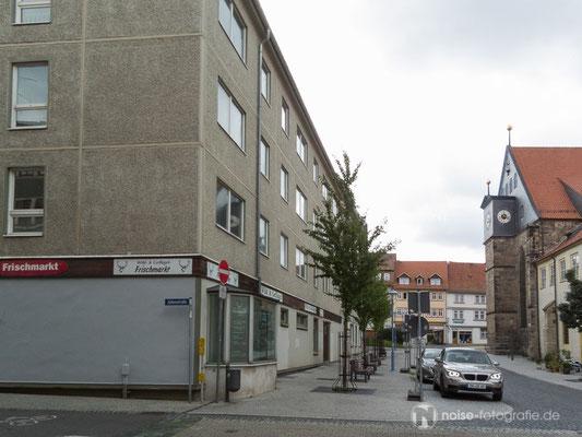 Gotha - Klosterplatz - 2014