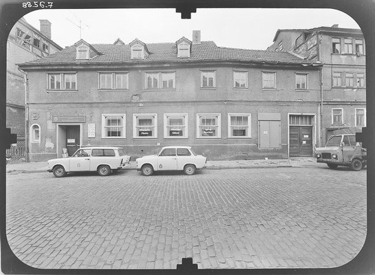 Brauhaus - Gotha DDR 80'er Jahre / Quelle: http://www.deutschefotothek.de