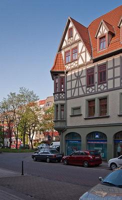 Gotha - Klosterstrasse 2011
