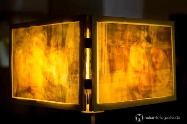 DADO VI - kunstvoll gestalteter Lampenschirm