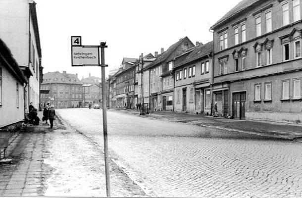 Mohrenstraße - 1979 - Quelle: Didis Tram / facebook