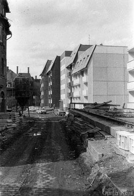 Gotha - Blumenbachstrasse - 1985
