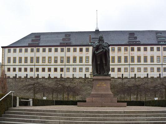Gotha - Schloss Friedenstein 2012