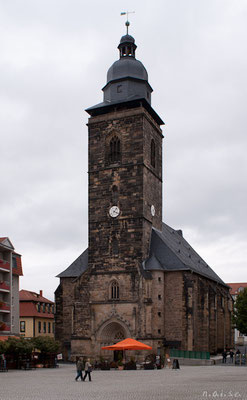 Gotha - Margarethenkirche - 2010