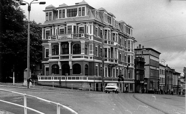 Gotha - Friedrichstrasse - 1981