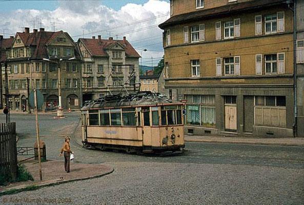 Gotha - Hersdorfstr. 80er Jahre - Quelle: Mario Habermann / facebook