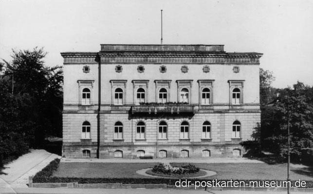 Gotha - Bahnhofstrasse - 1960