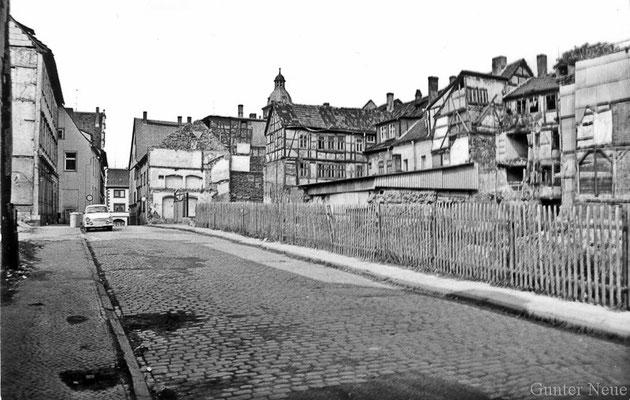 Gotha - Gutenbergstrasse - 1987