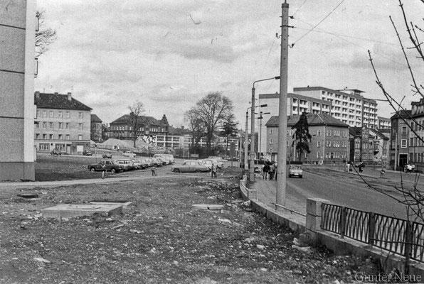 Gotha - Gartenstrasse - 1985