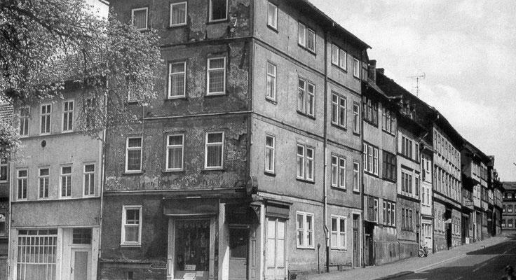Gotha - Augustinerstr. - 80er Jahre