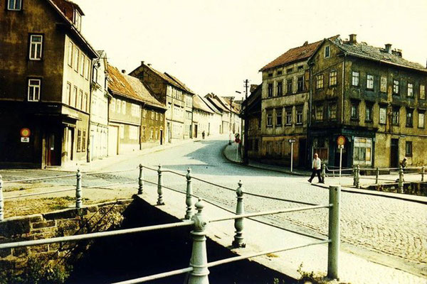 Gotha - Hoher Sand 80er Jahre - Quelle: Thomas Günther / facebook