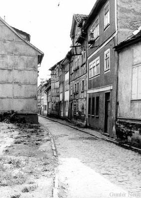 Gotha - Gretengasse - 1978