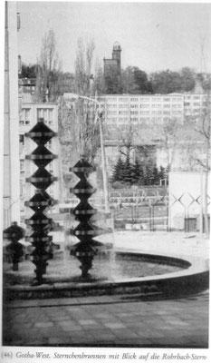 Gotha - Westviertel 80er Jahre