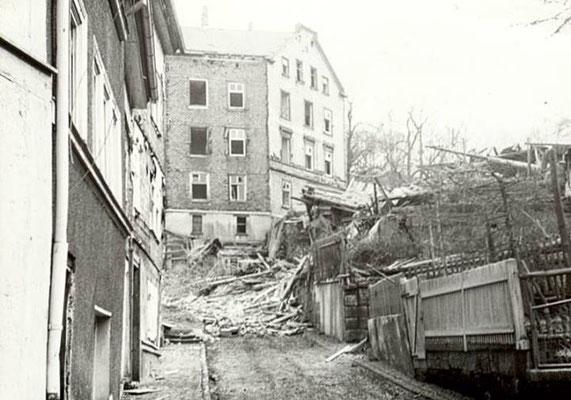 Gotha Münzweg 80er Jahre - Thomas Beyer / facebook