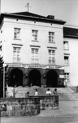 Gotha - Bahnhofstrasse - 1983