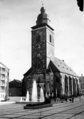 Gotha - Margarethenkirche - 1983