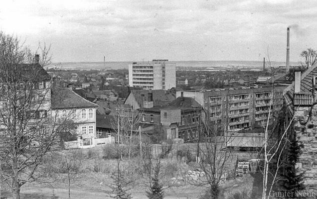 Gotha - Siebleber Wall 1985
