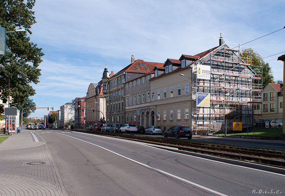 Gotha - Gartenstrasse - 2010