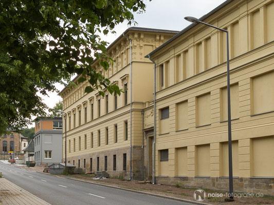 Gotha - Justus Pertes Str. - 2014