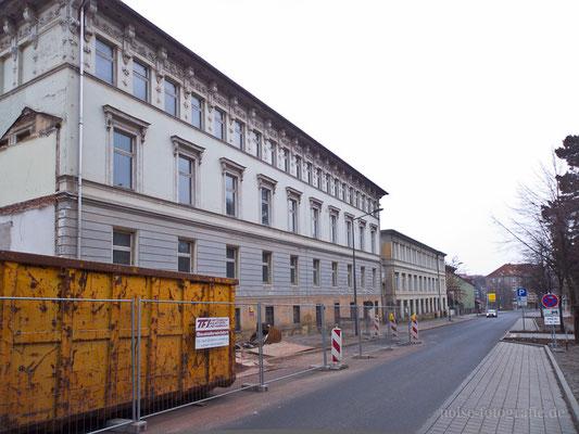 Gotha - Justus Perthes Strasse 2012