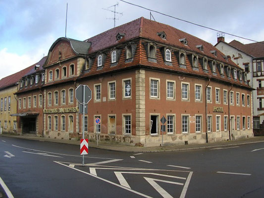 Gotha - Volkshaus zum Mohren 2007 - Quelle: Wikipedia
