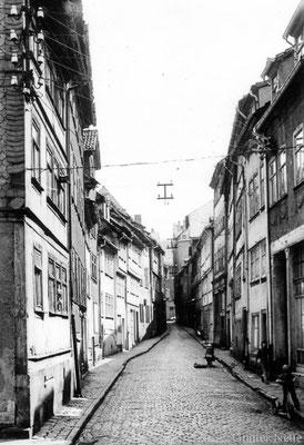 Gotha - Hützelsgasse - 1978