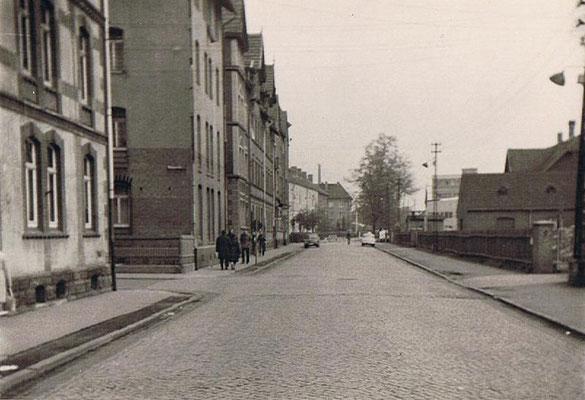 Friemarer Strasse 1976 - Quelle Ilja Neuber