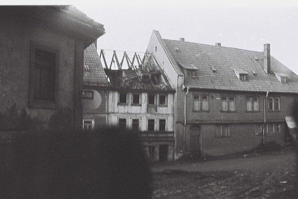 Gotha - Augustinerstr. 80er Jahre - Bildrechte: Mario Scholty