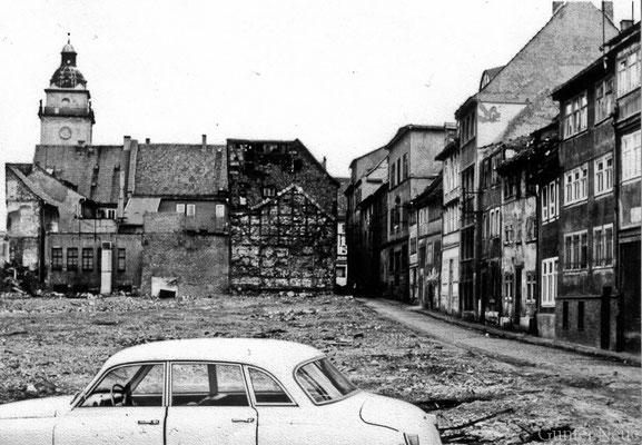 Gotha - Salzengasse 1982