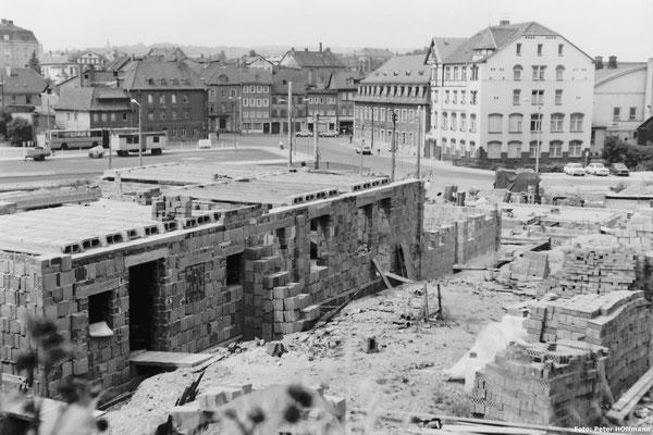 Gotha Hoher Sand 80er Jahre - Foto: Peter Hoffmann