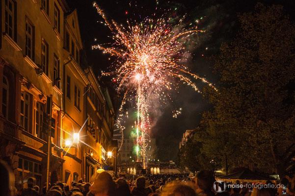 Feuerwerk beim Gothardusfest 2016
