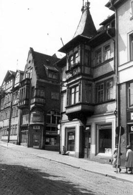 Gotha -  Hauptmarkt - 1978