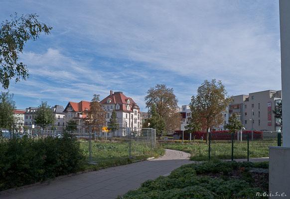 Gotha - Bürgeraue Ecke Gartenstrasse - 2010