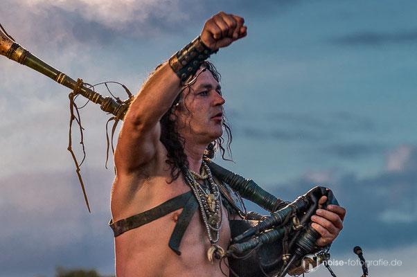 Corvus Corax @ MPS Dresden 2014 - Mittelalterliches Phantasie Spectaculum