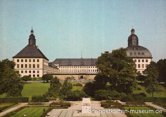 Gotha - Schloss Friedenstein 1989
