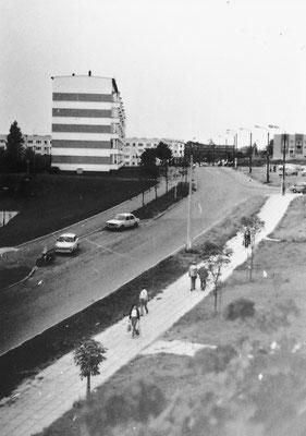 Gotha Aug.- Creutzburg -Str (aus HausNr 15) 08.07.1980 - Peter Kalbe