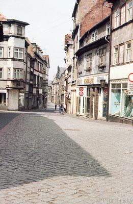 Gotha - Querstrasse - 1979