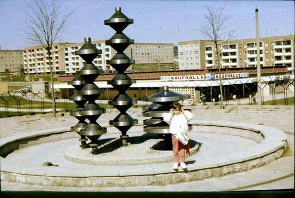 Gotha - Westviertel - 80er Jahre - Quelle: Thomas Günther / facebook