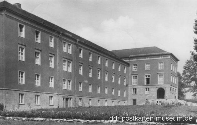 Gotha - Bahnhofstrasse - 1964