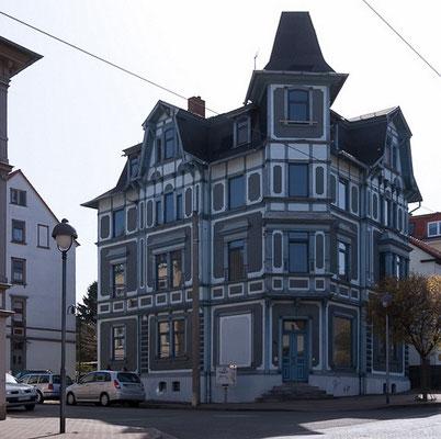 Gotha - Heinestrasse - Haus Stiebritz 2011