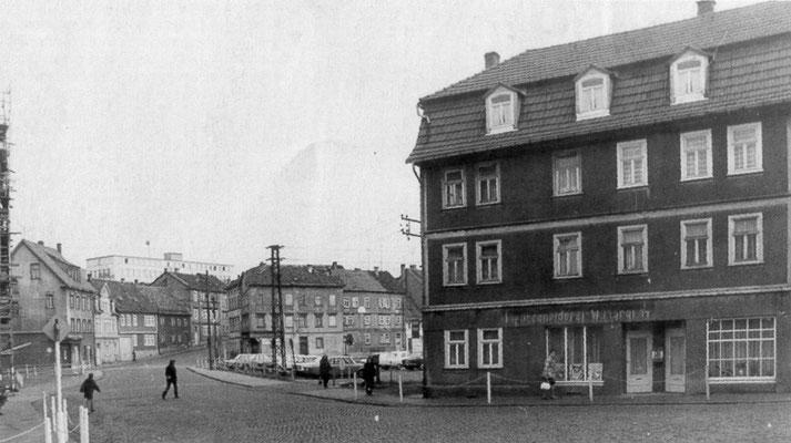 Gotha - Mohrenberg - 70/80er Jahre - Quelle: Ernst Prause