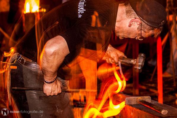 Metallgestaltertreffen Gotha glüht 2009