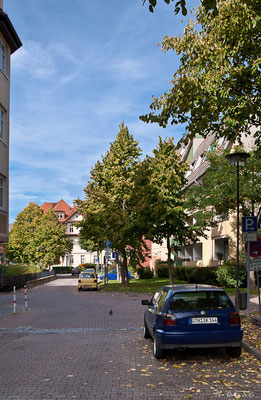 Gotha - Blumenbachstrasse - 2010