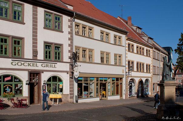 Gotha - Hauptmarkt - 2010