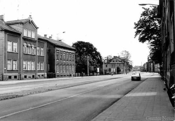Gotha - Gartenstrasse - 1978