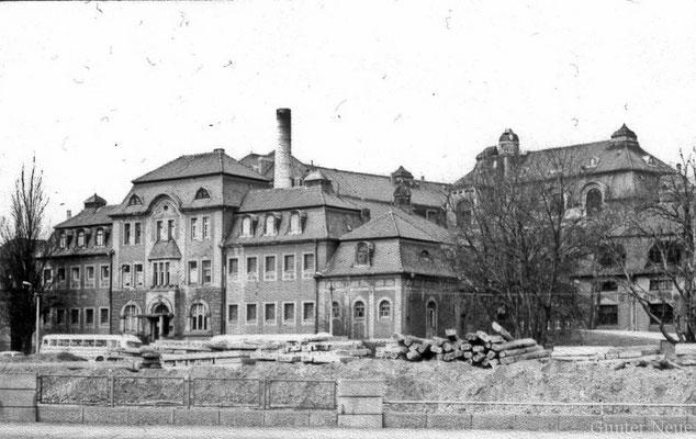 Gotha - Stadtbad - 1982