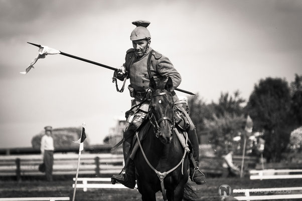 IV. Internationale Deutsche Meisterschaften der Kavallerie / 4th International Open German Cavalery Championship - 8. bis 10. September 2017 in Crawinkel (Thüringeti), Deutschland / Germany
