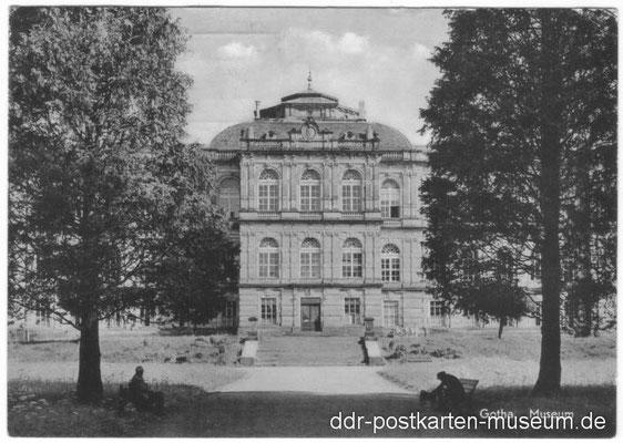 Gotha - Naturkundemuseum 1962